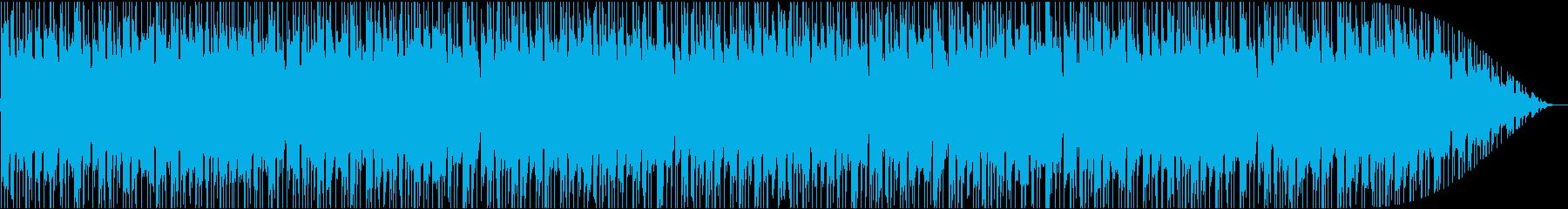 lofi・チル・ヒップホップの再生済みの波形