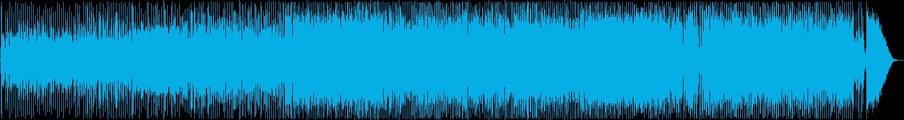 ブルース アクティブ 明るい 可愛...の再生済みの波形