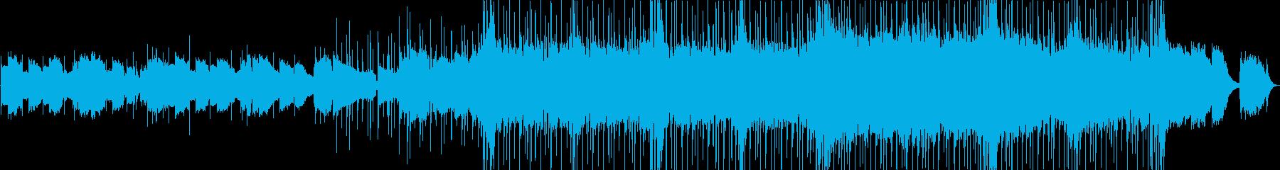 リアルブルース。素晴らしいギターソロ。の再生済みの波形