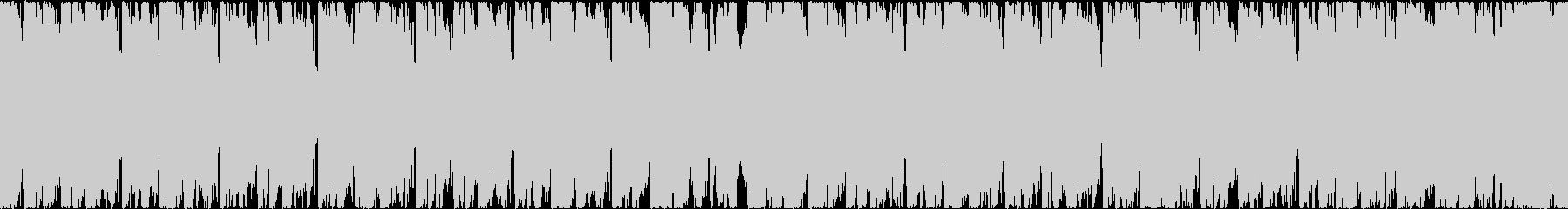 エレガントな雰囲気満載のBMの未再生の波形