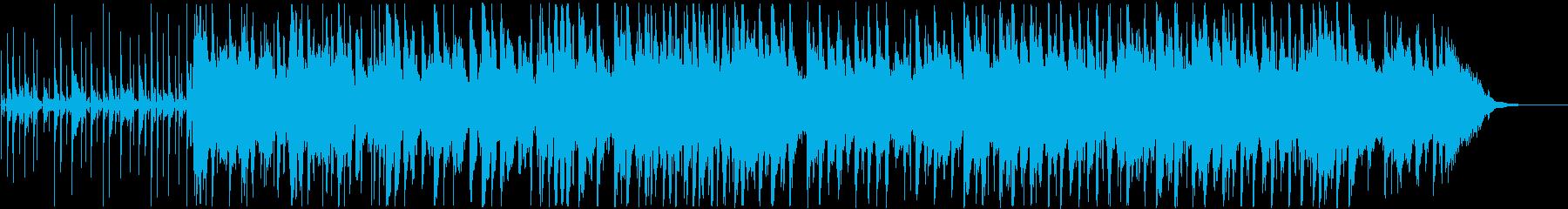 アコースティックギター、ウクレレ、...の再生済みの波形