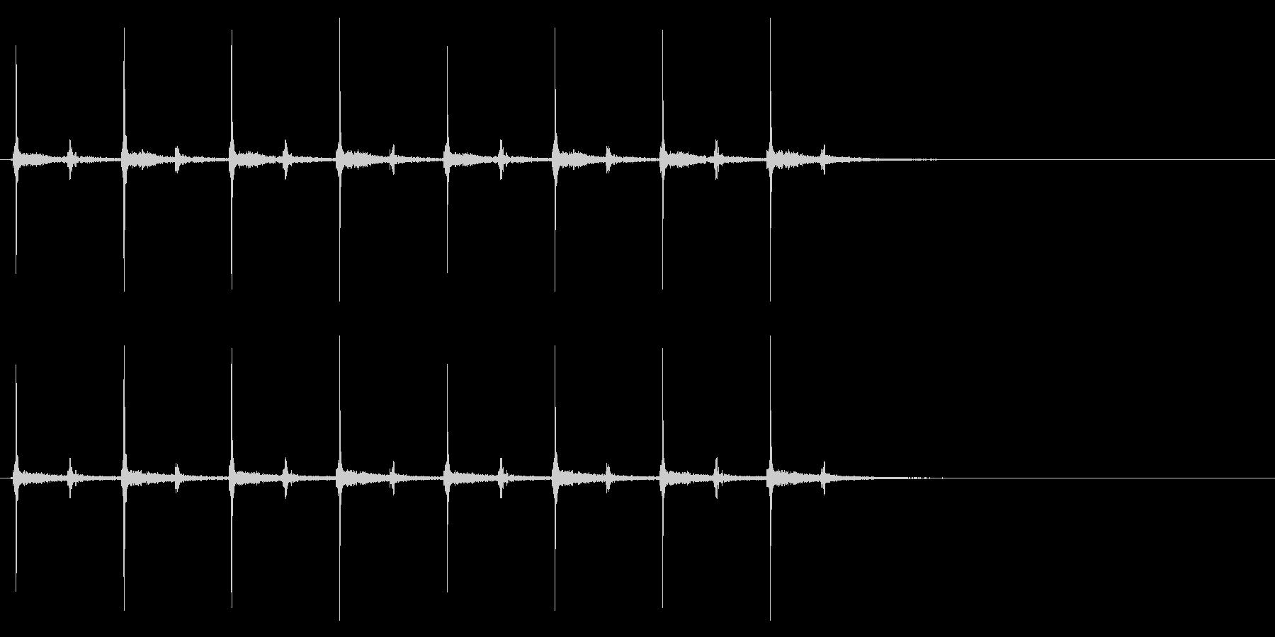 時計 秒針02-9(リバーブ 3)の未再生の波形