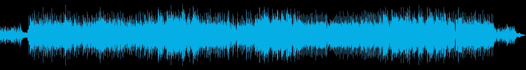 沖縄戦について語った曲の再生済みの波形