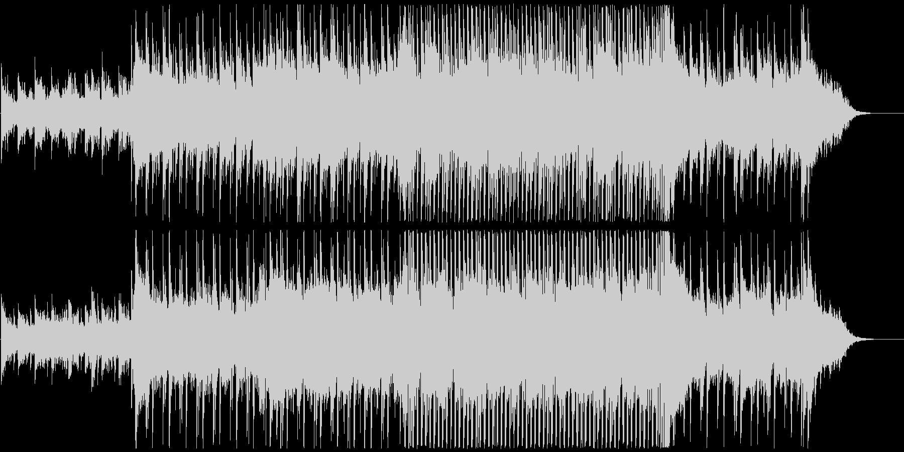 VP系4、イベント、爽やか、高揚感Bの未再生の波形