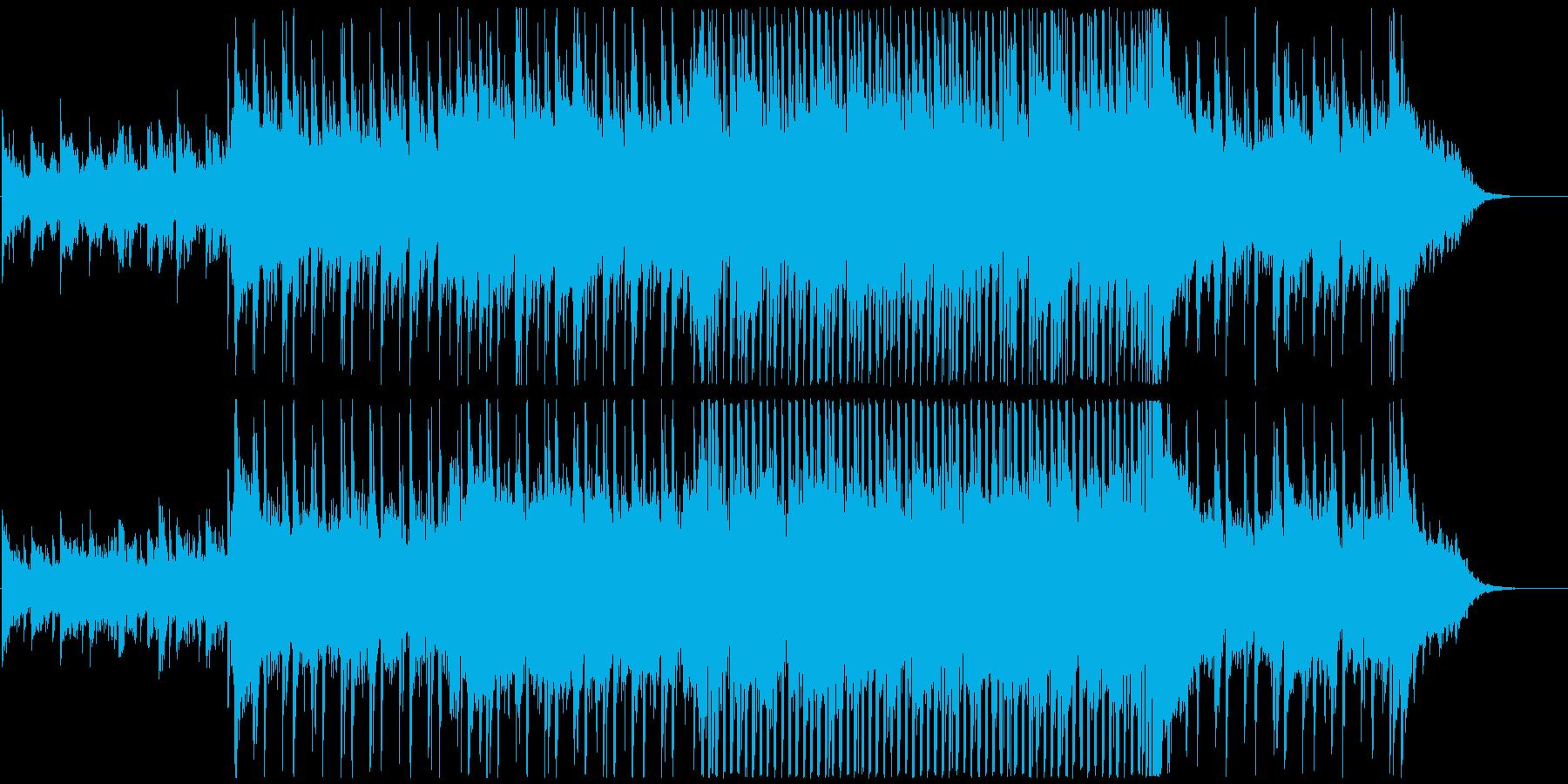 VP系4、イベント、爽やか、高揚感Bの再生済みの波形