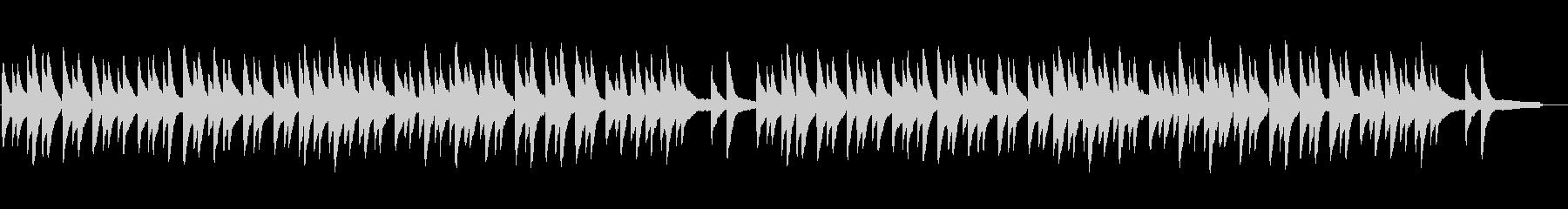 環境音楽風あんたがたどこさ(全国版)の未再生の波形