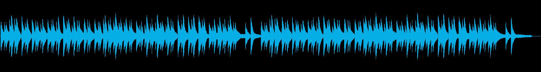環境音楽風あんたがたどこさ(全国版)の再生済みの波形
