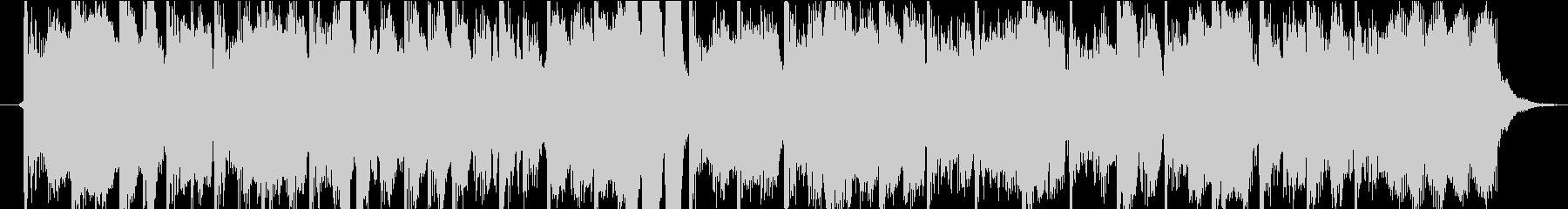 15秒CM向きの3 ストリングス・テクノの未再生の波形