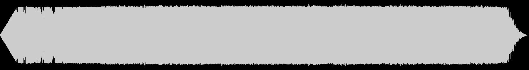 エレクトロニック 静か ハイテク ...の未再生の波形