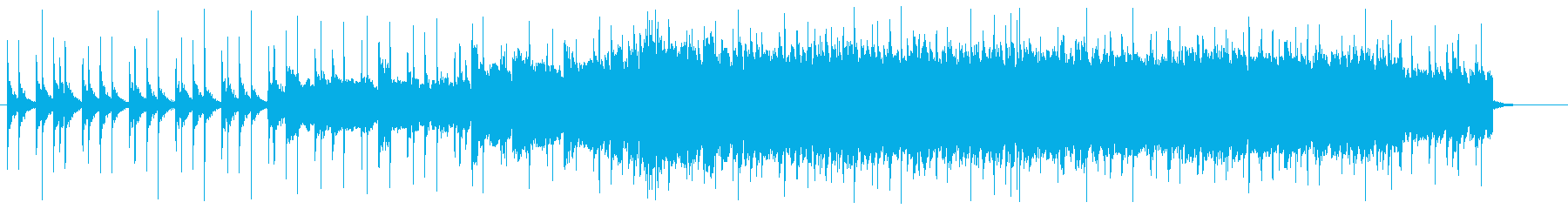 CM向けロックアンセム シンガロング無版の再生済みの波形
