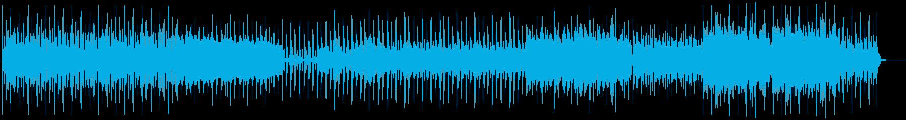 アイリッシュ-村-陽気-明るい-可愛いの再生済みの波形
