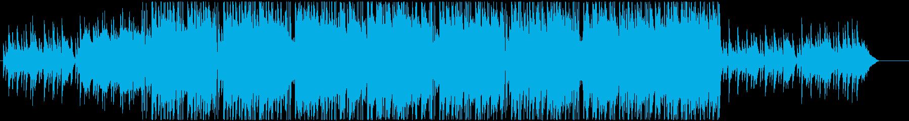 耳馴染みの良い和なピアノ曲 (ver.)の再生済みの波形