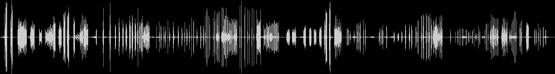 モッキンバード、ノーザン・ツイッタ...の未再生の波形