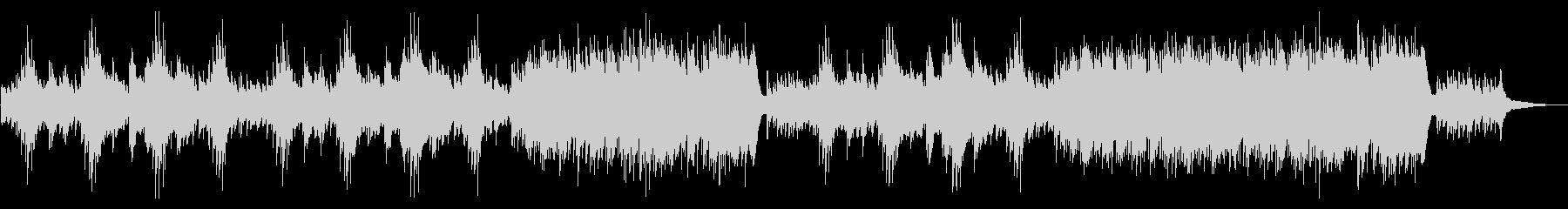 CMやVPに 圧倒的透明感感動弦楽ピアノの未再生の波形