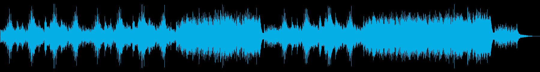CMやVPに 圧倒的透明感感動弦楽ピアノの再生済みの波形