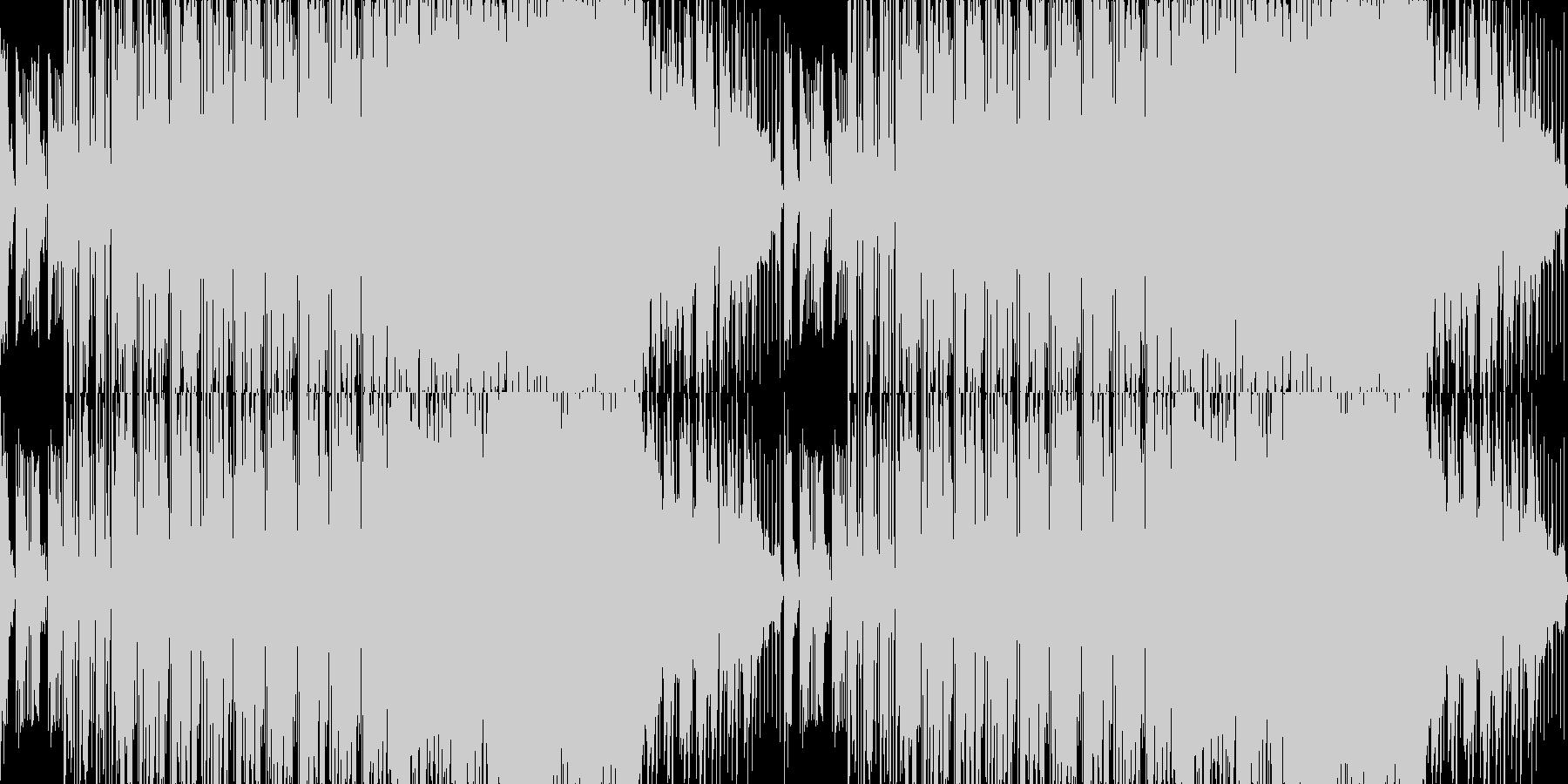 ループ■優しく切ないローファイブレイクスの未再生の波形
