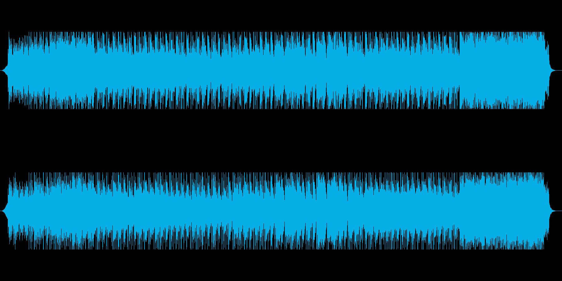 プリンスオブペルシャの再生済みの波形