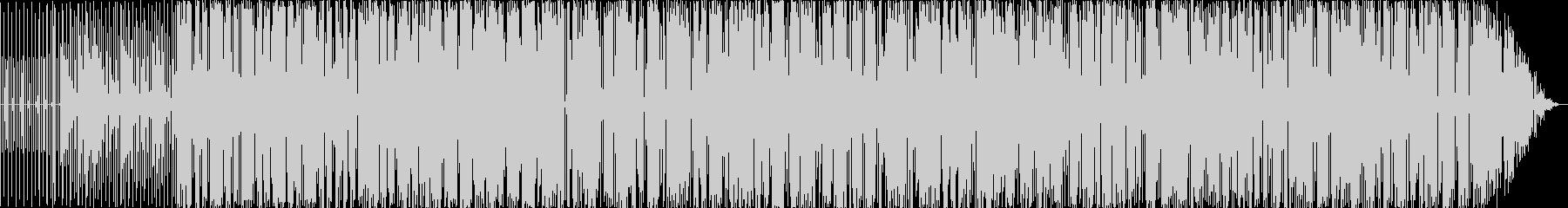 ムーディーヒップジャズの未再生の波形