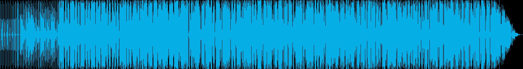 ムーディーヒップジャズの再生済みの波形