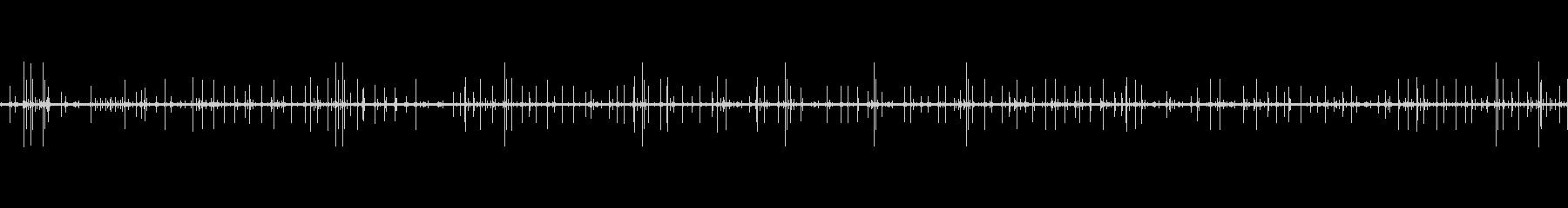 レコードノイズ Lofi ヴァイナル07の未再生の波形