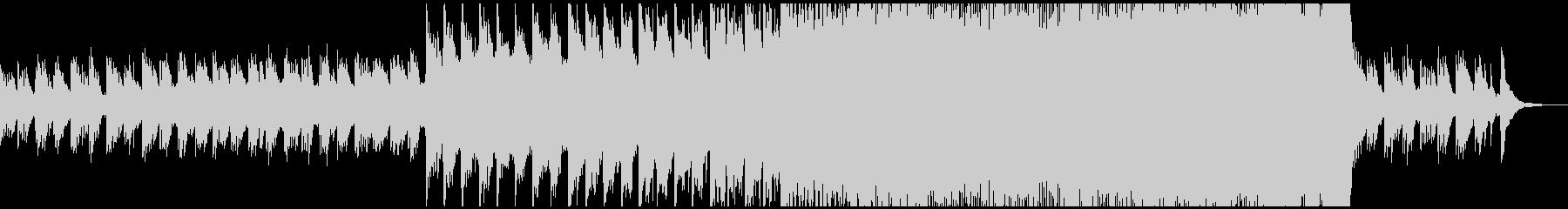 卒業式をイメージしたピアノポップサウンドの未再生の波形