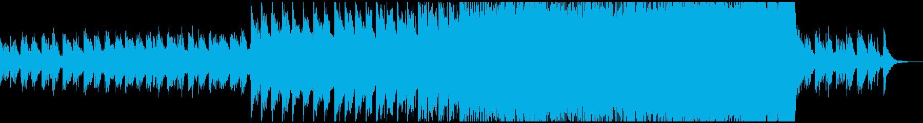 卒業式をイメージしたピアノポップサウンドの再生済みの波形