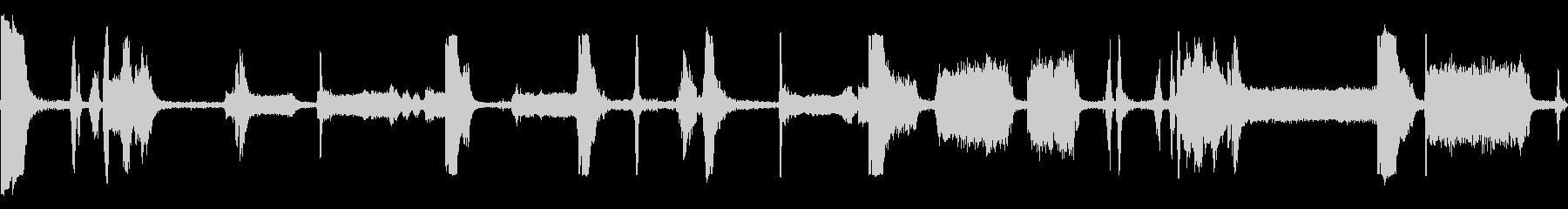 モーター油圧リフトのストレスの未再生の波形