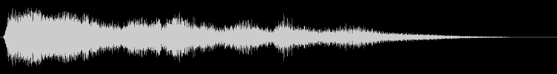 オーケストラサスペンスランダウンア...の未再生の波形