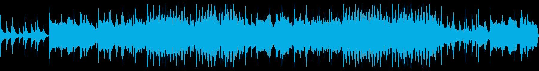 【ループ版】バイオリン 安心感の再生済みの波形