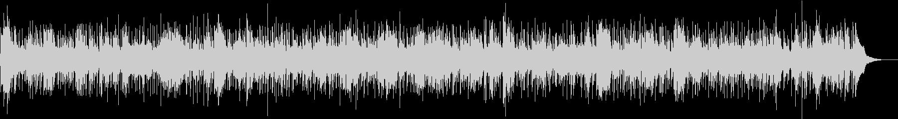 ハーモニカ中心の明るいフォークバンドの未再生の波形