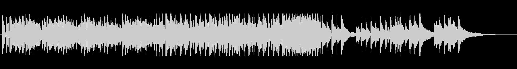 爽やかな生録音アコギ+マンドリンの未再生の波形