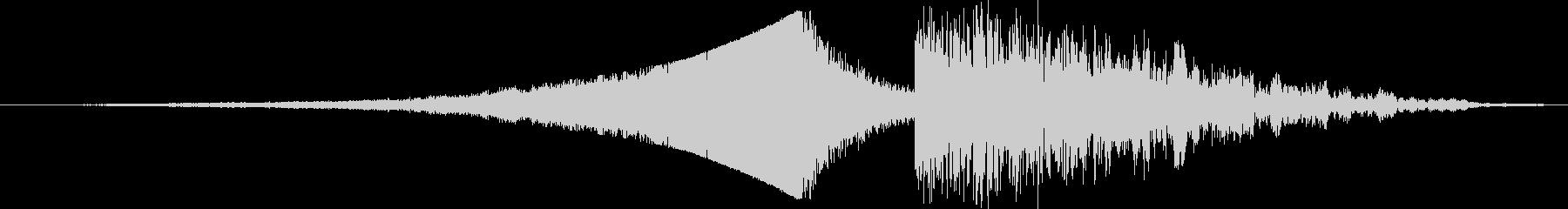 【映画】 シネマティック ライザー 03の未再生の波形
