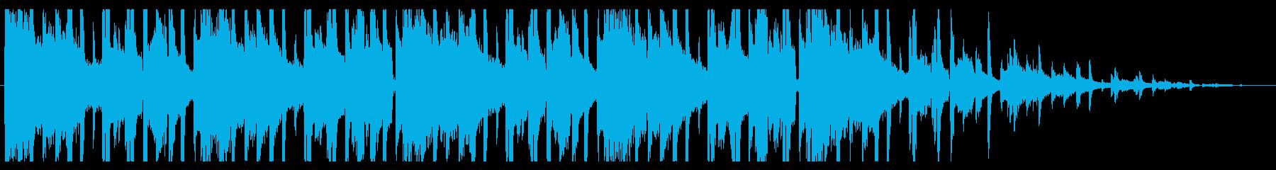 ムーディー/R&B_No395_5の再生済みの波形