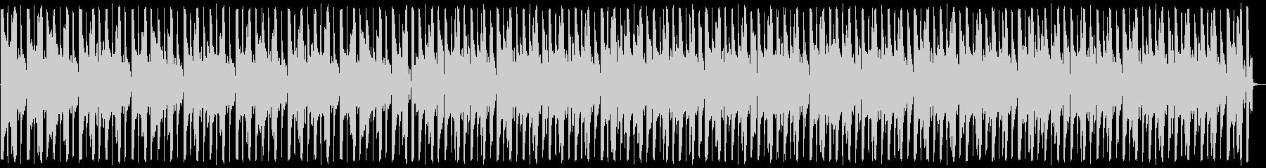 ゆったりとしたテクノ_No603_3の未再生の波形
