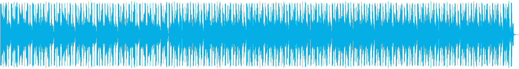 ゆったりとしたテクノ_No603_3の再生済みの波形