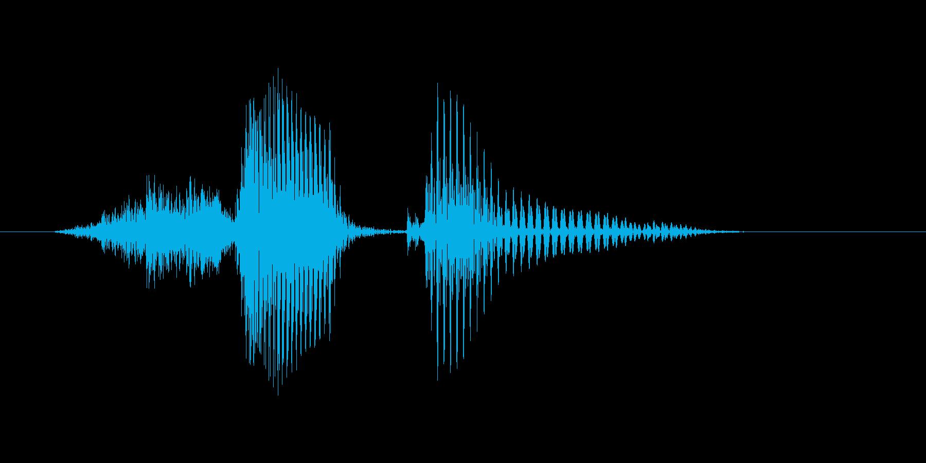 Second(セカンド)の再生済みの波形