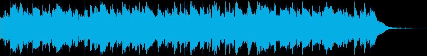 CM・かっこいいディスコの再生済みの波形