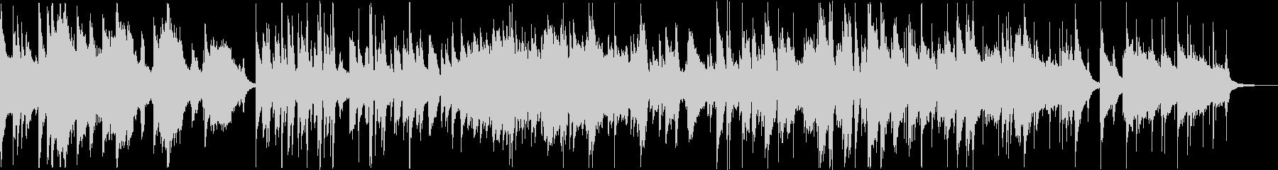 ムーディーなジャズバラードです。の未再生の波形