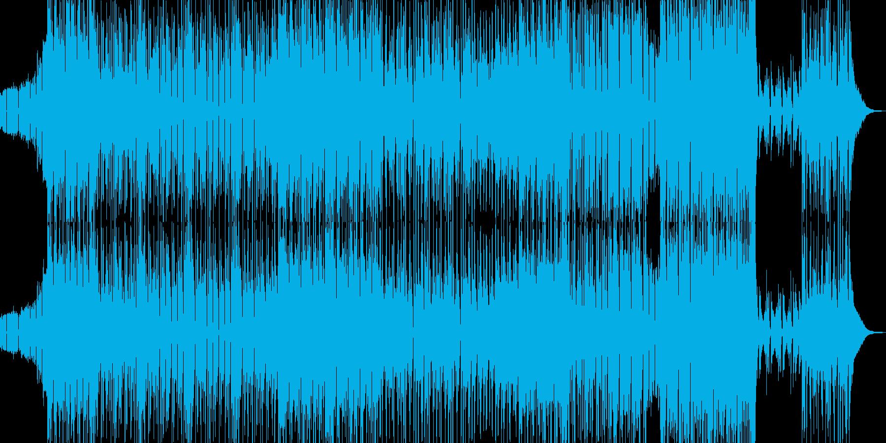 三味線・邪悪な和風ヒップホップ Sの再生済みの波形