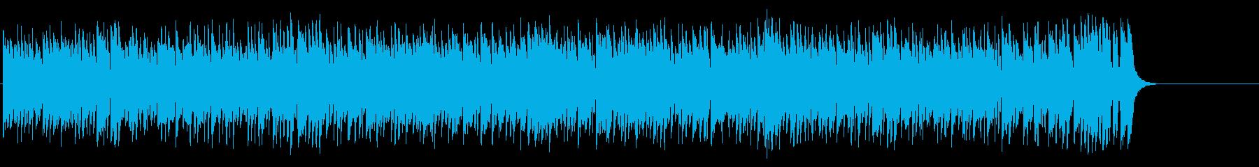 元気ハツラツOPポップス(イントロ~…)の再生済みの波形