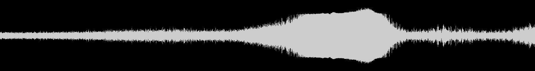 ジェットパスジャンボbの未再生の波形