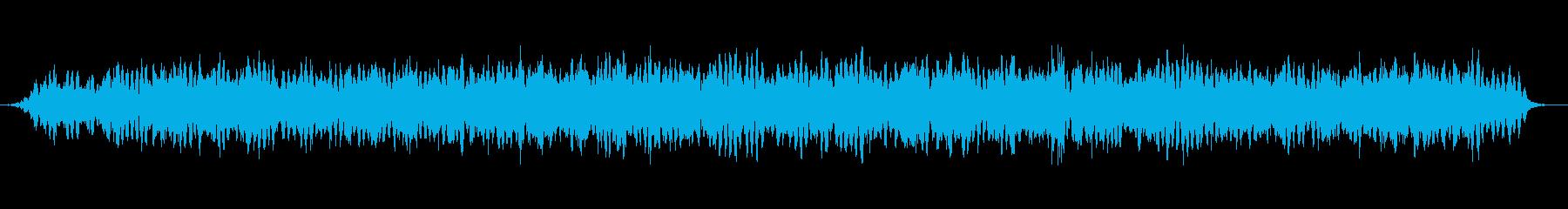 【生演奏】ざわざわしたストリングス/E線の再生済みの波形
