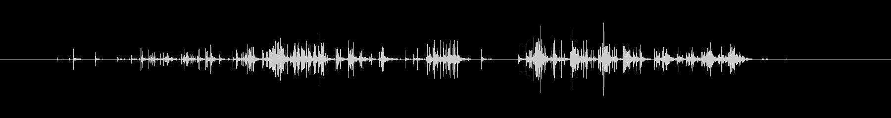 ボクシング グローブオープンベルクロ04の未再生の波形