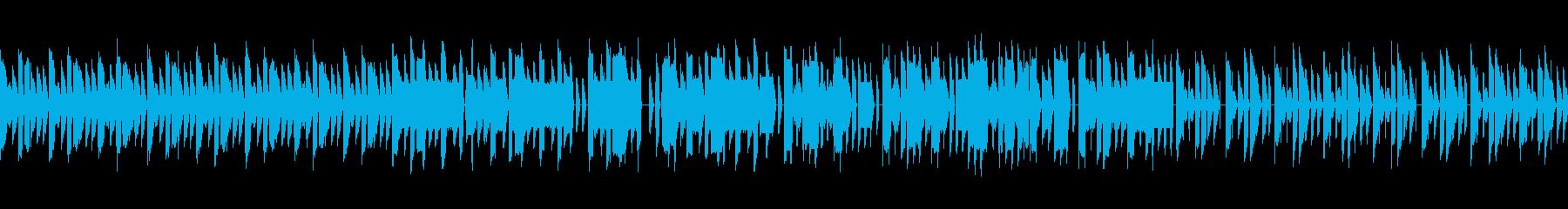 ★8bit ファミコン風 恋愛ゲーム風の再生済みの波形