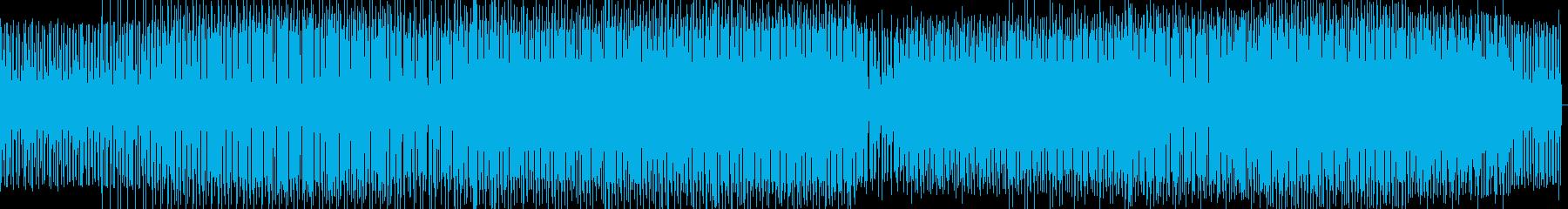 high の再生済みの波形