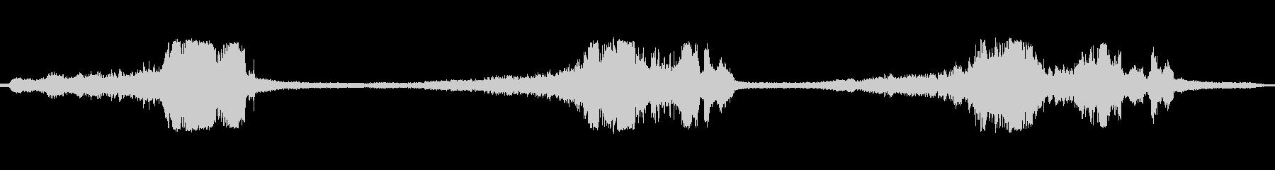 ラリークロス、レース; DIGIF...の未再生の波形