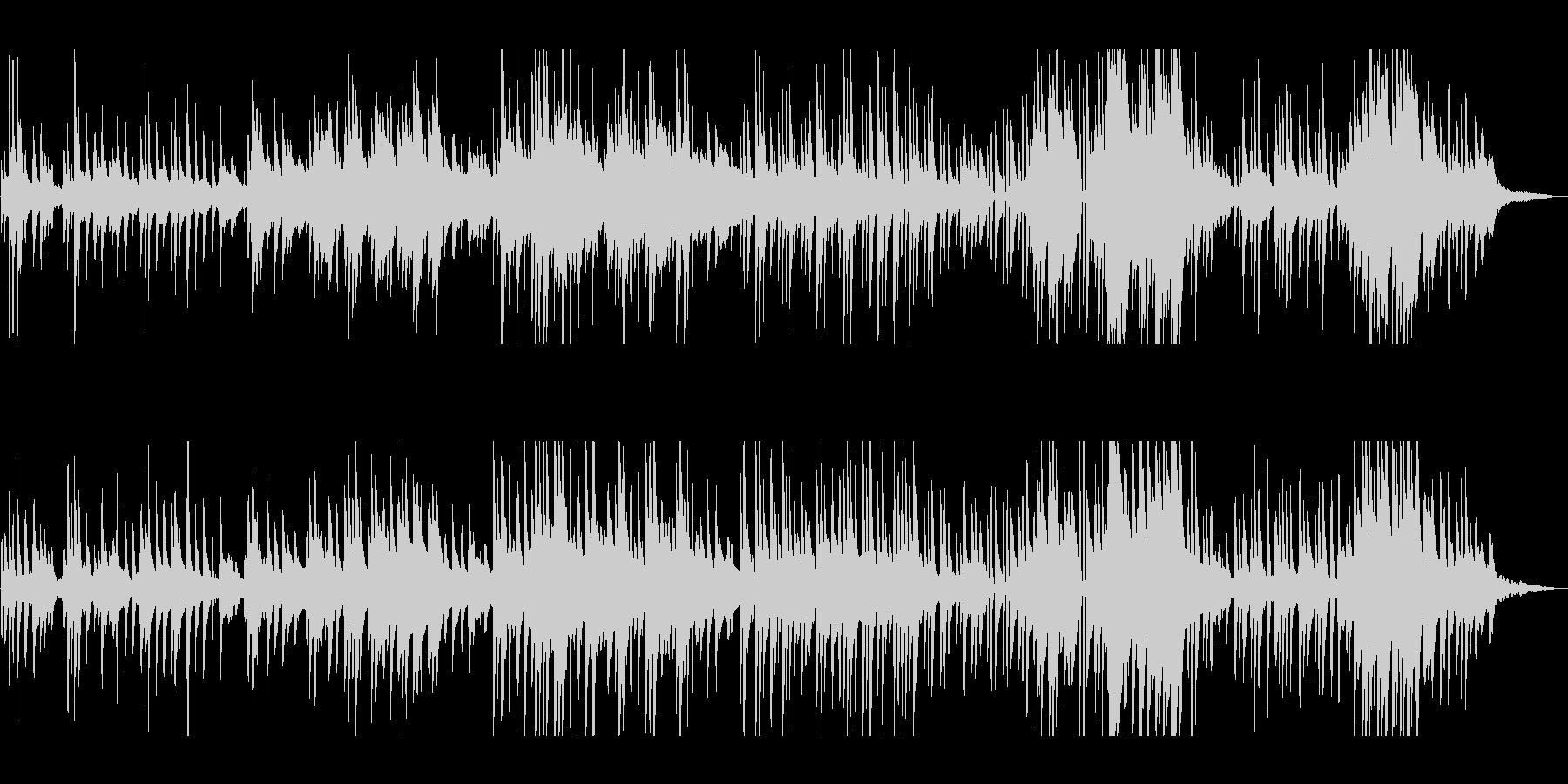 穏やかでノスタルジックな 和風ピアノソロの未再生の波形