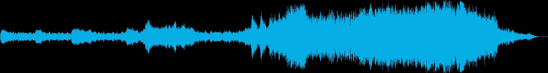 気球旅行記-奇岩を抜けて〜カッパドキア〜の再生済みの波形
