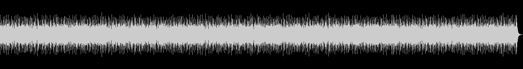アフリカン、インディアンなBGMの未再生の波形