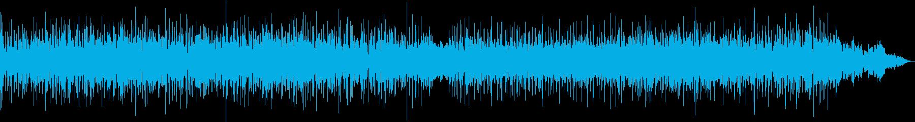 懐かしくもせつないギターJpopの再生済みの波形